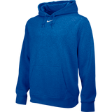 Nike Team Club Fleece Hoody - Royal/White