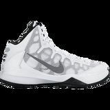 Nike Men's Zoom Without A Doubt - White/Metallic Silver/Black
