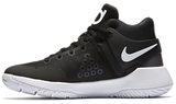 Boy's KD Trey 5 IV GS Basketball Shoe - Black/White-Dark Grey