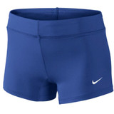 Nike Women's Volleyball Performance Game Short - Royal/White