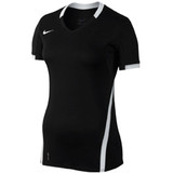 Nike Women's Volleyball Ace S/S Game Jersey - Black/White