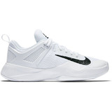 Nike Women's Air Zoom Hyperace Volleyball Shoe - White/Black