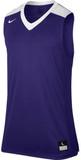 Nike Men's Elite Franchise Jersey - Purple/White