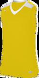 Nike Men's Elite Franchise Jersey - Bright Gold/White