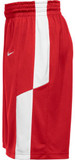 Nike Youth Franchise Short - Scarlet/White/White