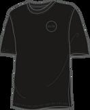 Nike Men's Dry Elite Basketball T-Shirt - Black
