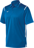 Nike Men's Team Game Day Polo - Royal/White
