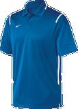 Nike Men's Team Game Day Polo - Royal/White