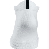 Nike Elite Versatility Low Basketball Sock -  White/White/Pure Platinum