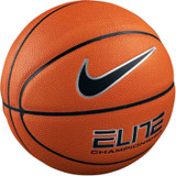 Nike Elite Championship 8-Panel (Size 6) Basketball - Amber/Black/Platinum