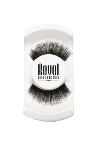 Revel Style # SL001 False Eyelashes 100% Human Hair