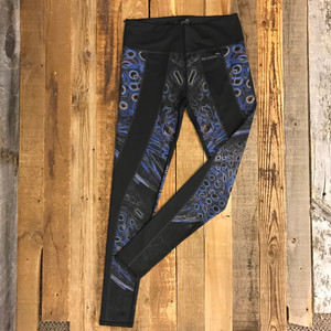 Black Trout Leggings