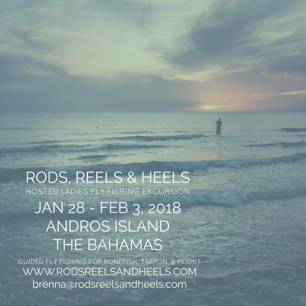 ANDROS BAHAMAS Ladies Trip! SOLD OUT!!