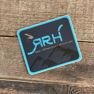 RRH Square Logo Sticker