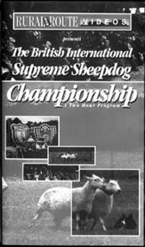 2003 Supreme International Sheepdog Championship Video