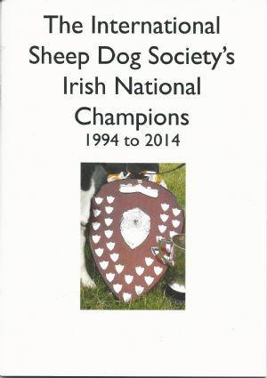 ISDS Irish National Champions 1994-2014