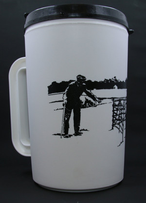 Border Collie Commuter Mug