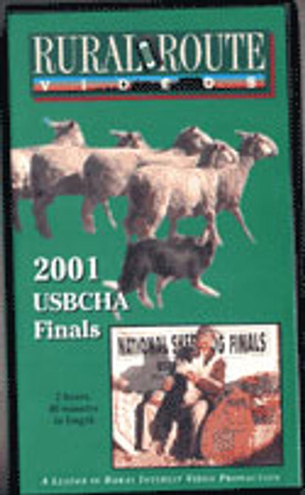 2001 National Sheepdog Finals
