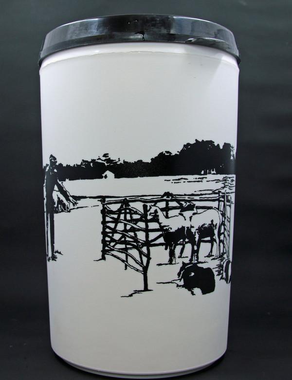 Border Collie Commuter Mug