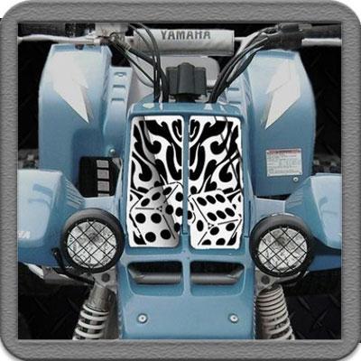 Ferreus Industries Custom Radiator Grille Covers
