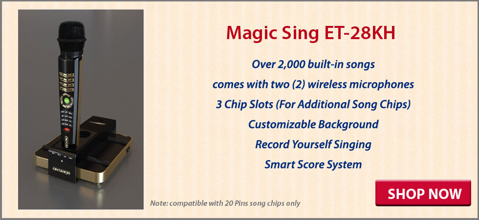 Buy Magic Sing ET-29KH