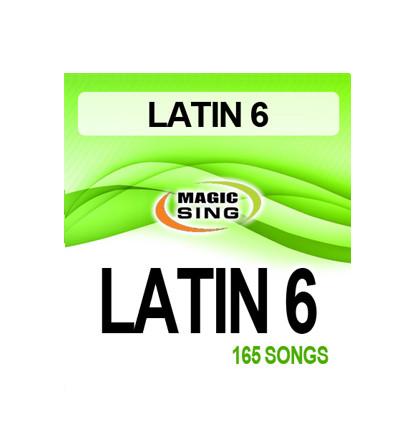 Magic Sing Latin 6 (20 Pins)