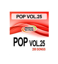 Magic Sing MPop 25 (20 Pins) song chip