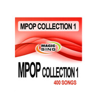 Magic SingMPop Vol. 1 (20 Pins) song chip