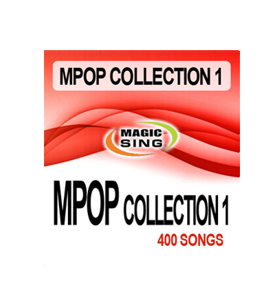 Magic SingMPop Vol. 1 (20 Pins) song chip