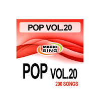 Magic Sing Pop 20 Song Chip (20 Pins) song chips