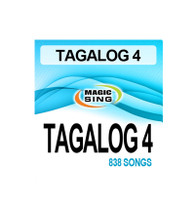 Magic Sing Tagalog 4 Song Chip (20 Pins) song chip
