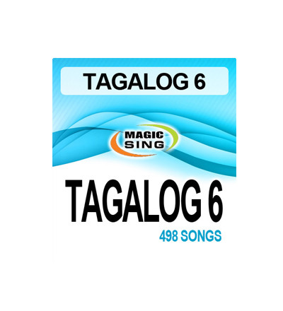 Magic Sing Tagalog 6 Song Chip (20 Pins) song chip