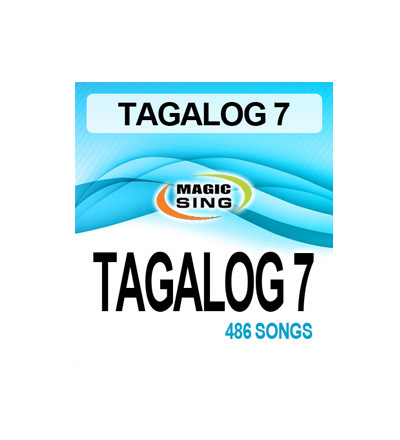 Magic Sing Tagalog 7 Song Chip (20 Pins) song chip
