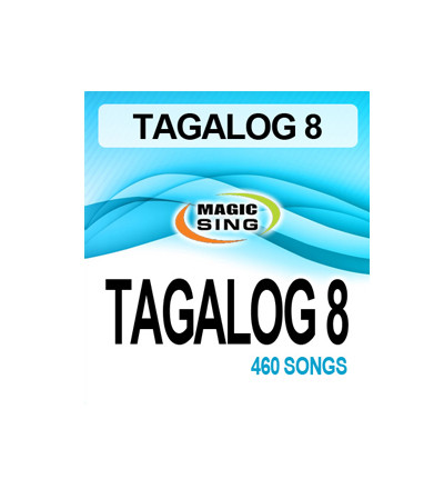 Magic Sing Tagalog 8 Song Chip (20 Pins) song chip