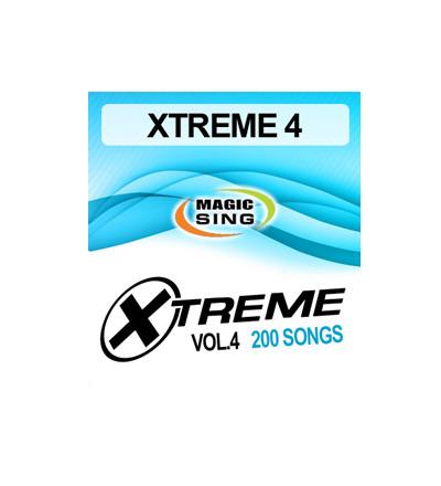 Magic Sing Tagalog Extreme Vol. 4 (20 Pins) song chip
