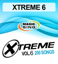 Magic Sing Tagalog Extreme Vol. 6 Song Chip