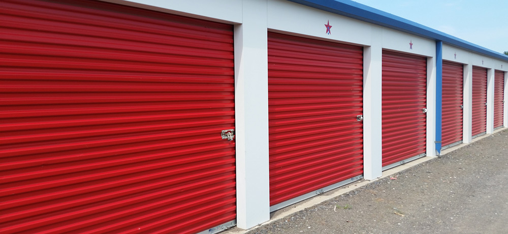 Steel Roll Up Doors & Steel Roll Up Doors for Sheds \u0026 Self Storage Buildings