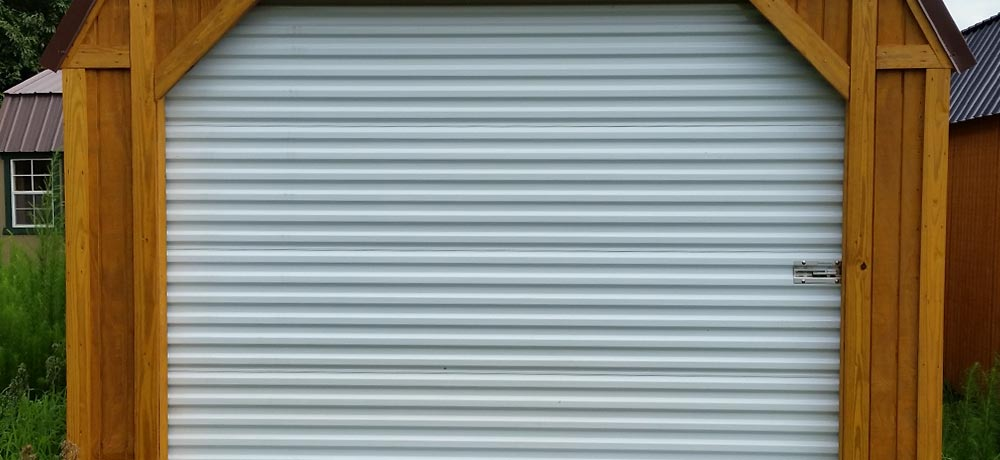 Steel Roll Up Doors & Steel Roll Up Doors for Sheds u0026 Self Storage Buildings
