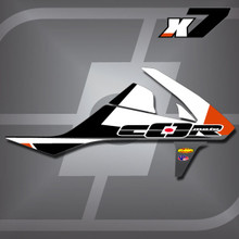 KTM X7 Shrouds