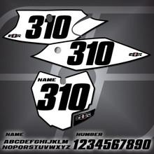 Standard Number Plates