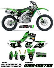 Kawasaki Cor1 Kit