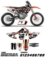 KTM D1 Kit