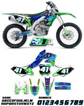 Kawasaki K1 Kit
