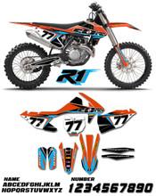 KTM R1 Kit