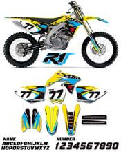 Suzuki R1 Kit