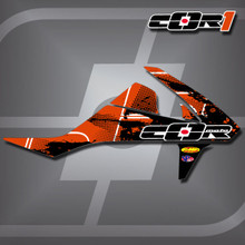 KTM Cor1 Shrouds