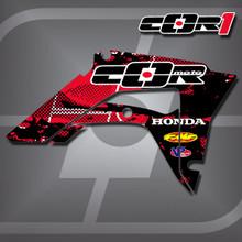 Honda Cor1 Shrouds