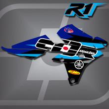 Yamaha R1 Shrouds