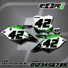 Kawasaki Cor1 Number Plates