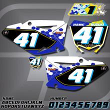 Suzuki K1 Number Plates